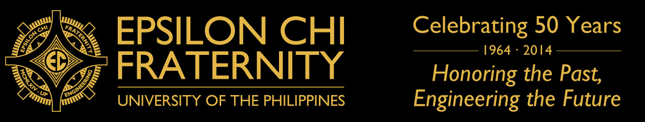 UP Epsilon Chi Fraternity